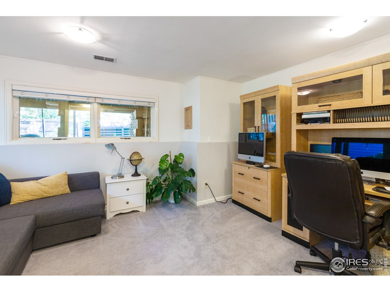3rd Bedroom as Office