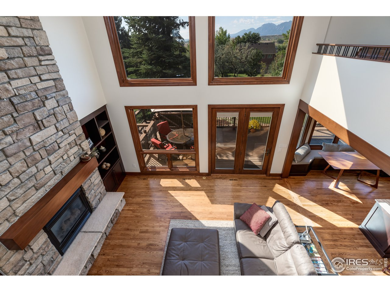Overlook of Family Room