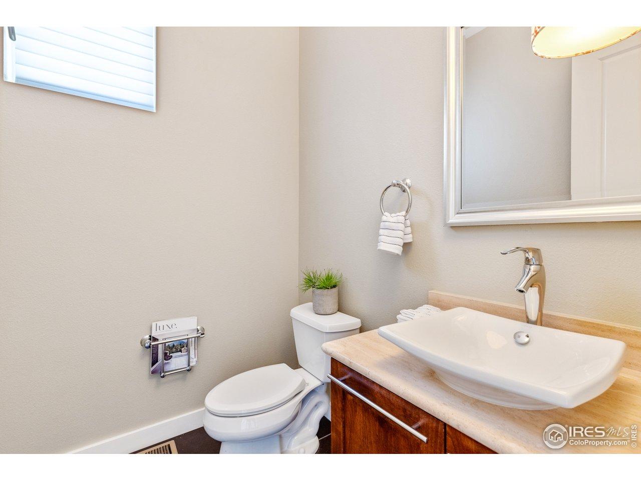 Primary suite bath.