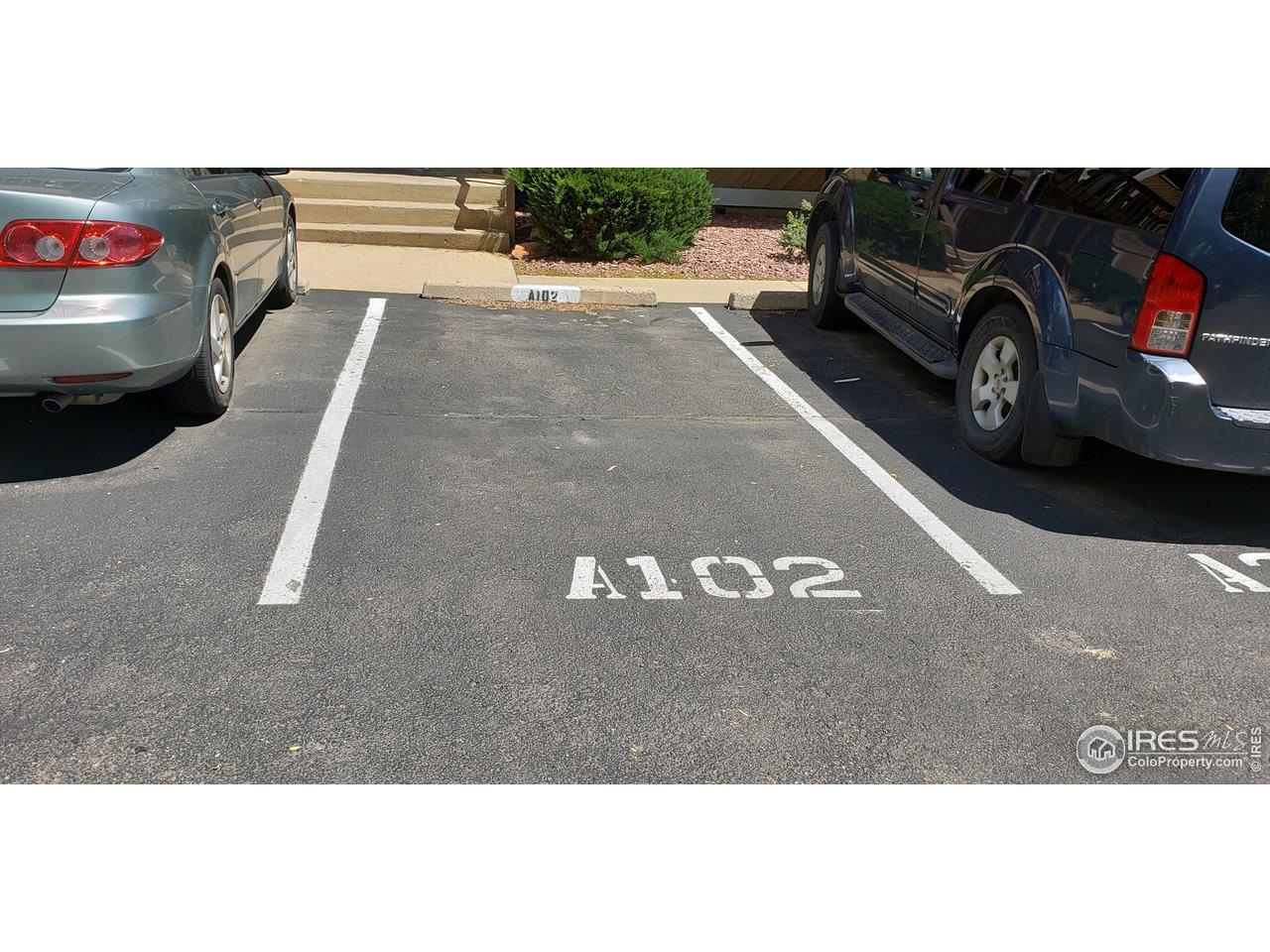Assigned Parking