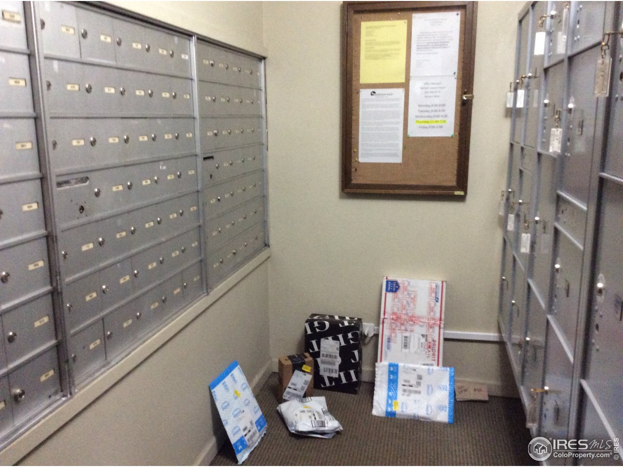 Mail/Package Room