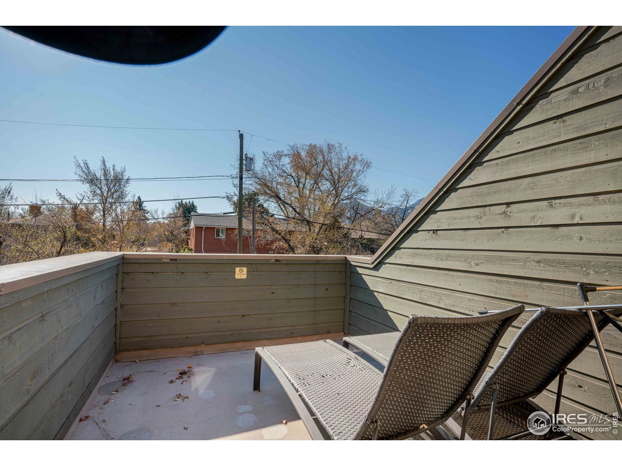 Master BR Private Deck w/ Mountain Views!