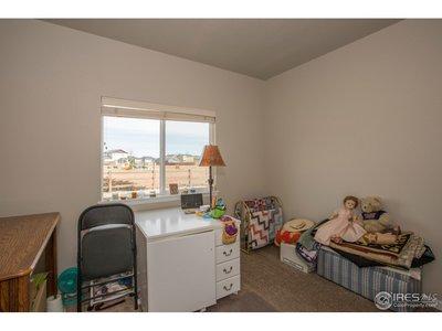 Windows fill the home w/views & light
