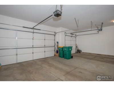 Insulated & finished garage for all your needs