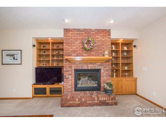 Lovely built-ins throughout