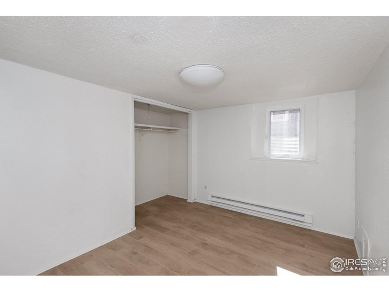 Basement bedroom # 2
