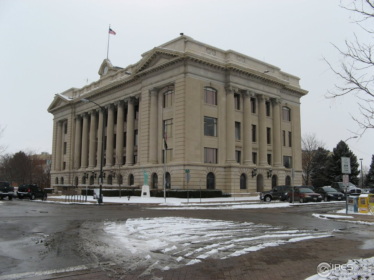 Weld County Courthouse