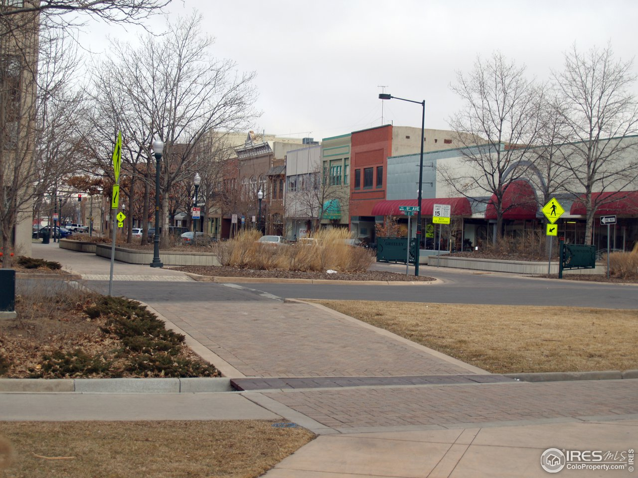 Walk to Downtown Greeley