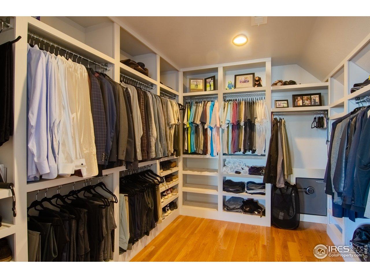 Executive Closet