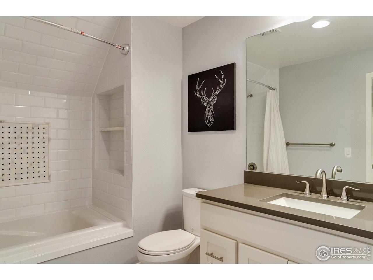 2nd Upstairs Full Bath