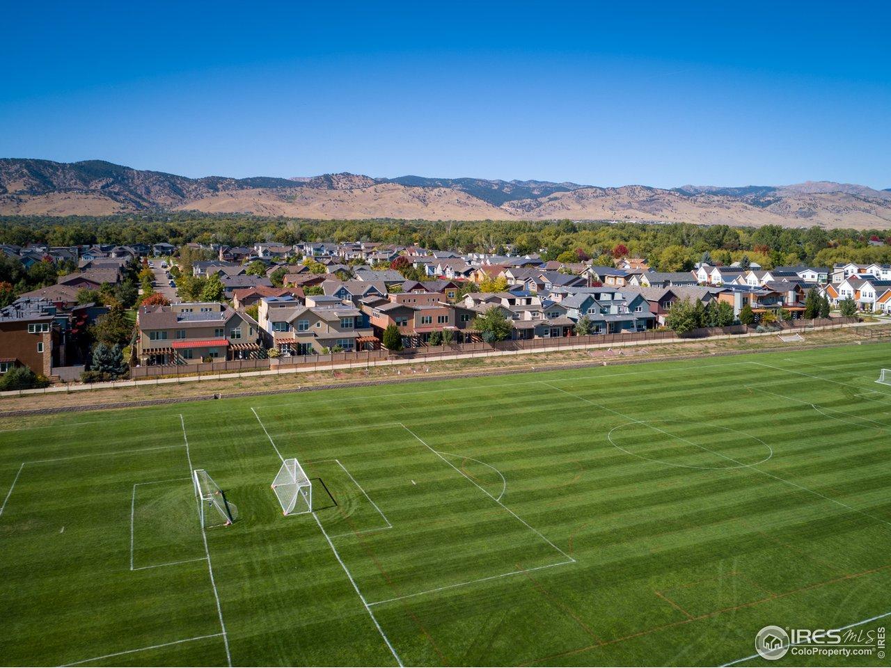 Pleasant View Soccer Fields