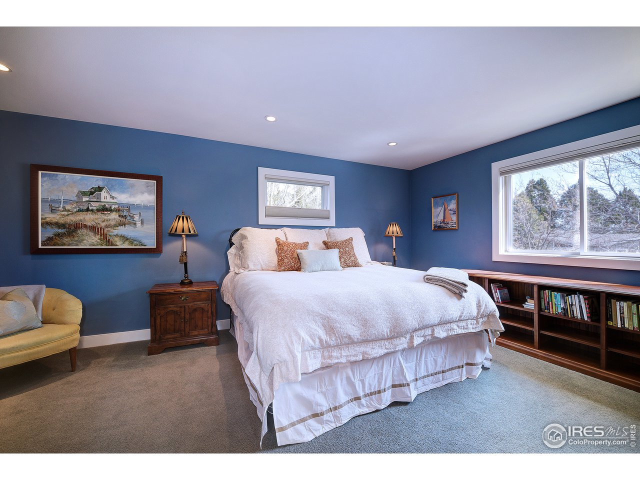 2nd bedroom with eastern light