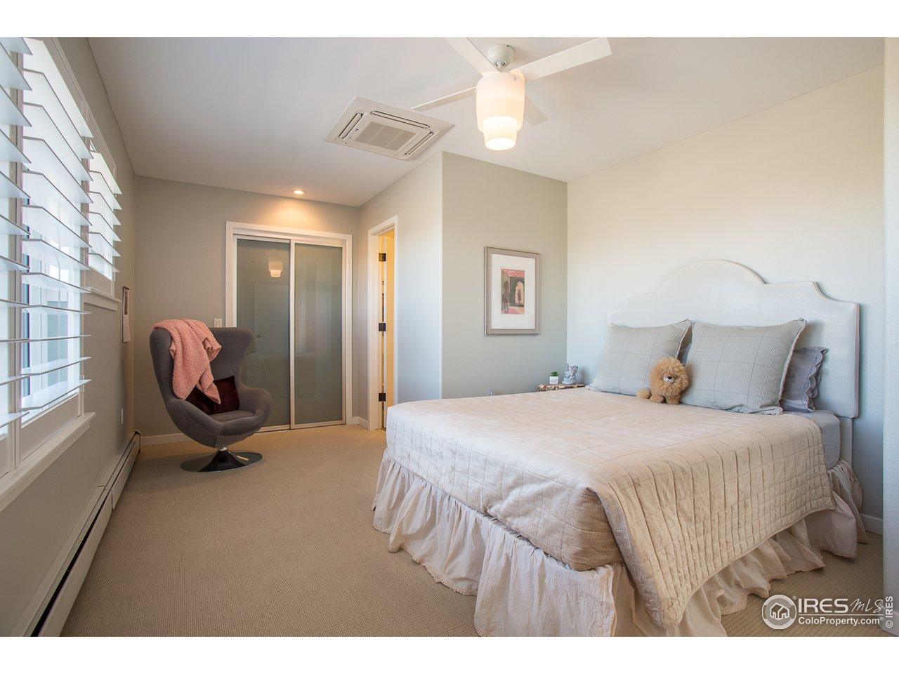 Bedroom with Longs Peak Views