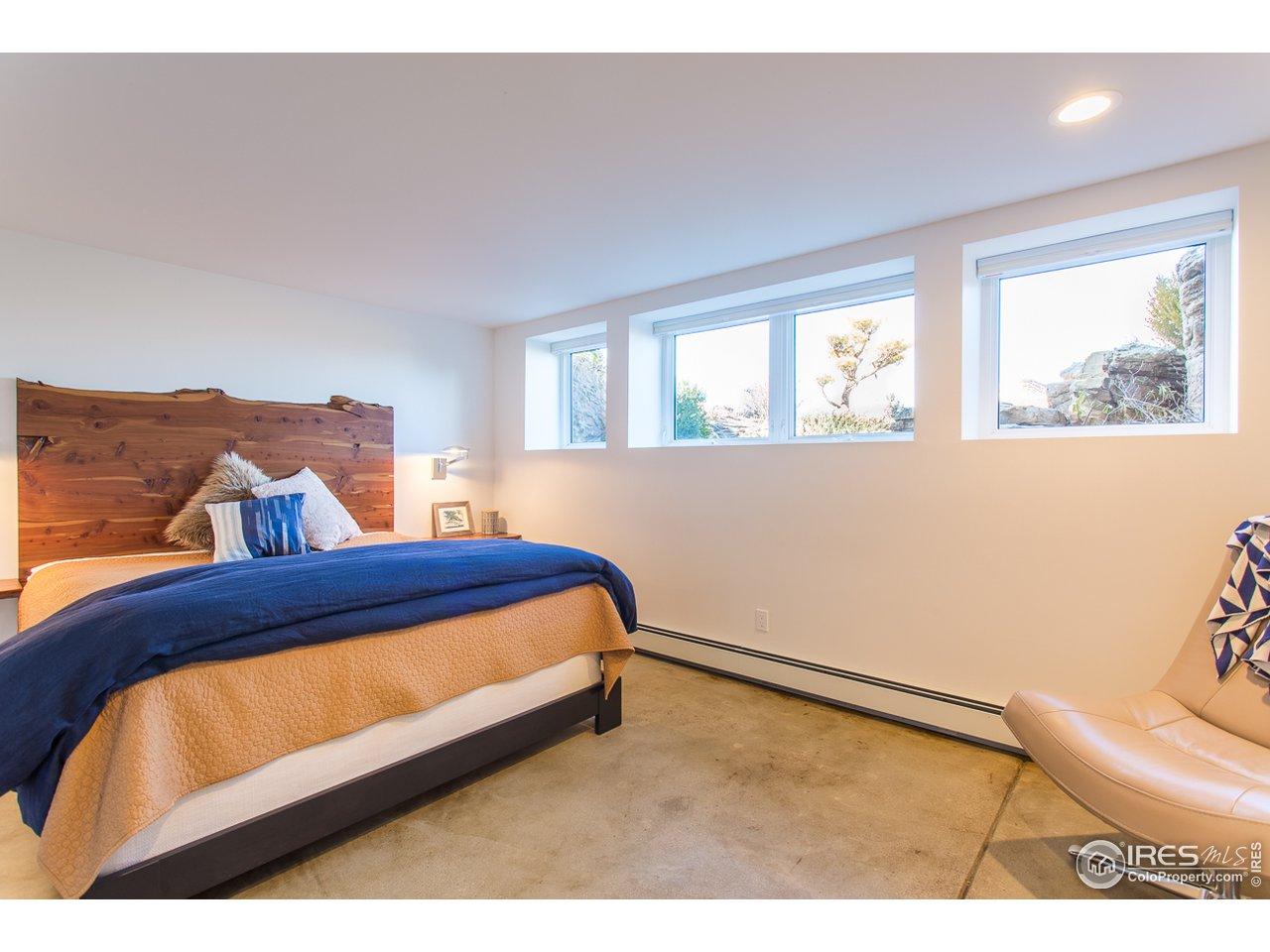 Lower Level Bedroom