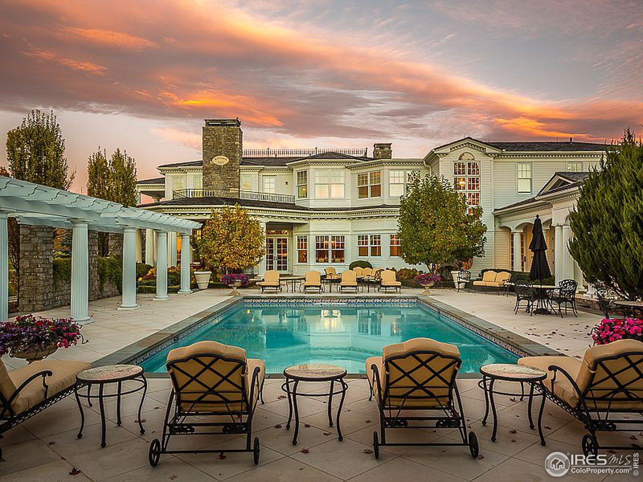 Complete privacy on 118 acres just 10 mins. from downtown Boulder.