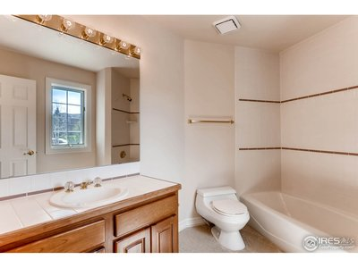 Private Full Bath at Bedroom #2