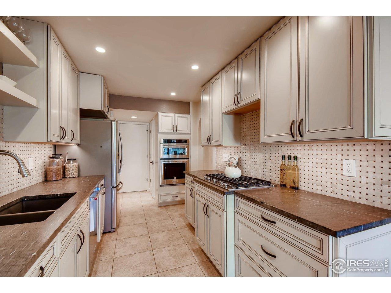 All New Kitchen w/ Custom Cabinets