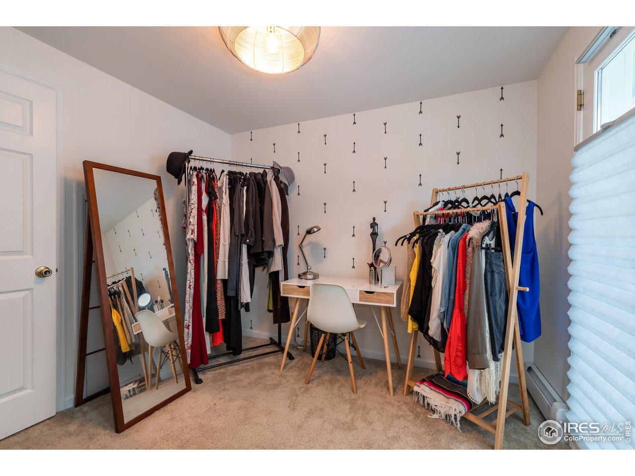 Large Master Dressing Room