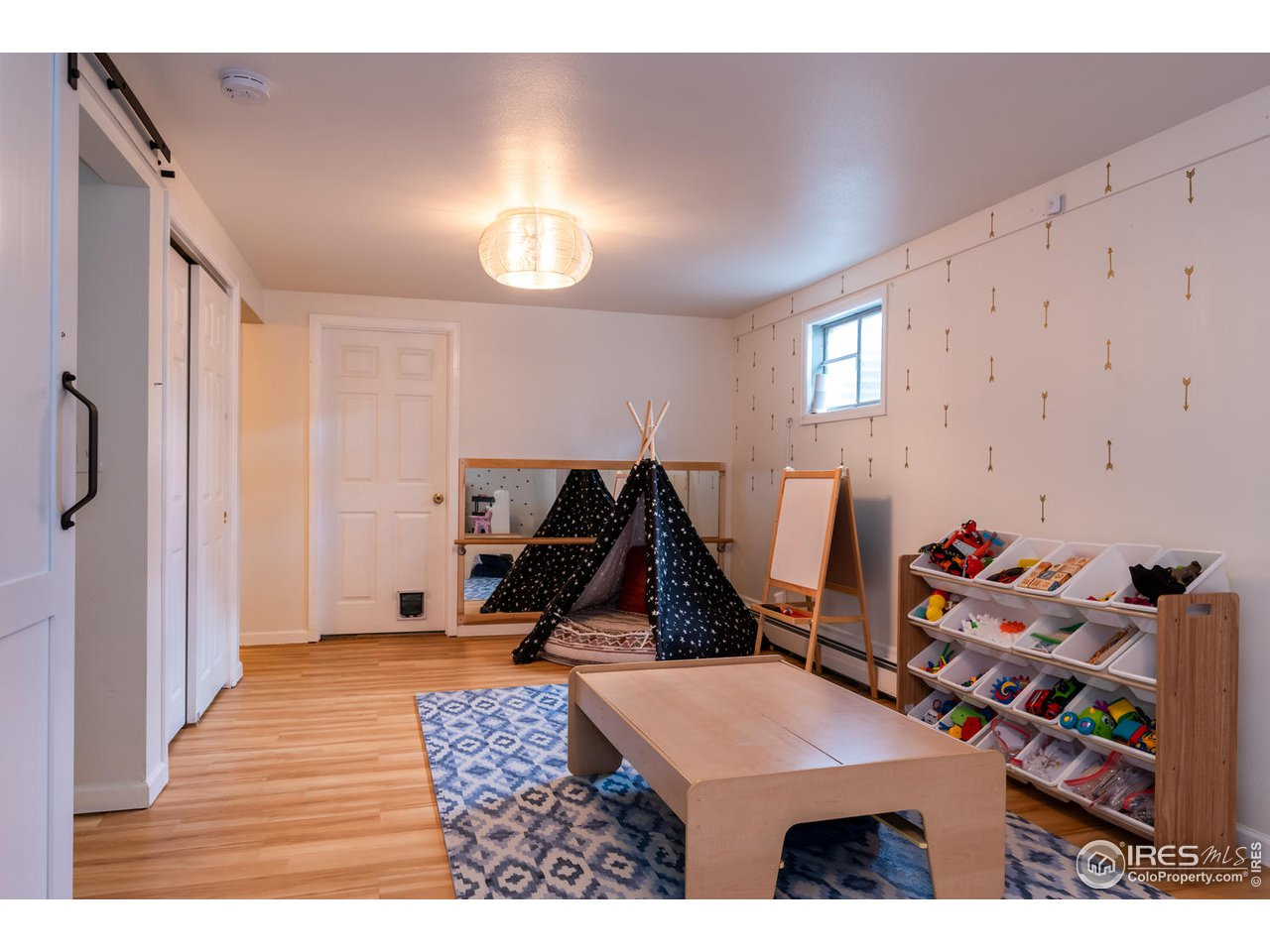 Lower Level Family/Play Room