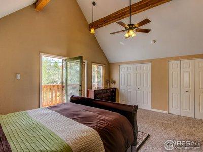 2 upper level bedroom