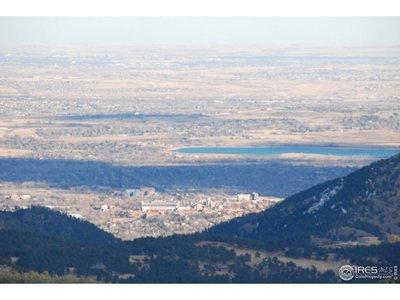 Spectacular views Boulder