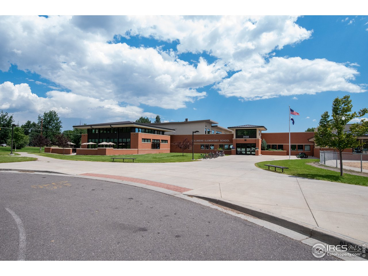 Close to Columbine Elementary School
