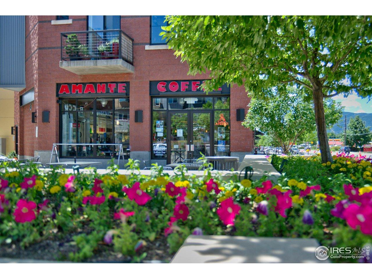 Neighborhood Cafes