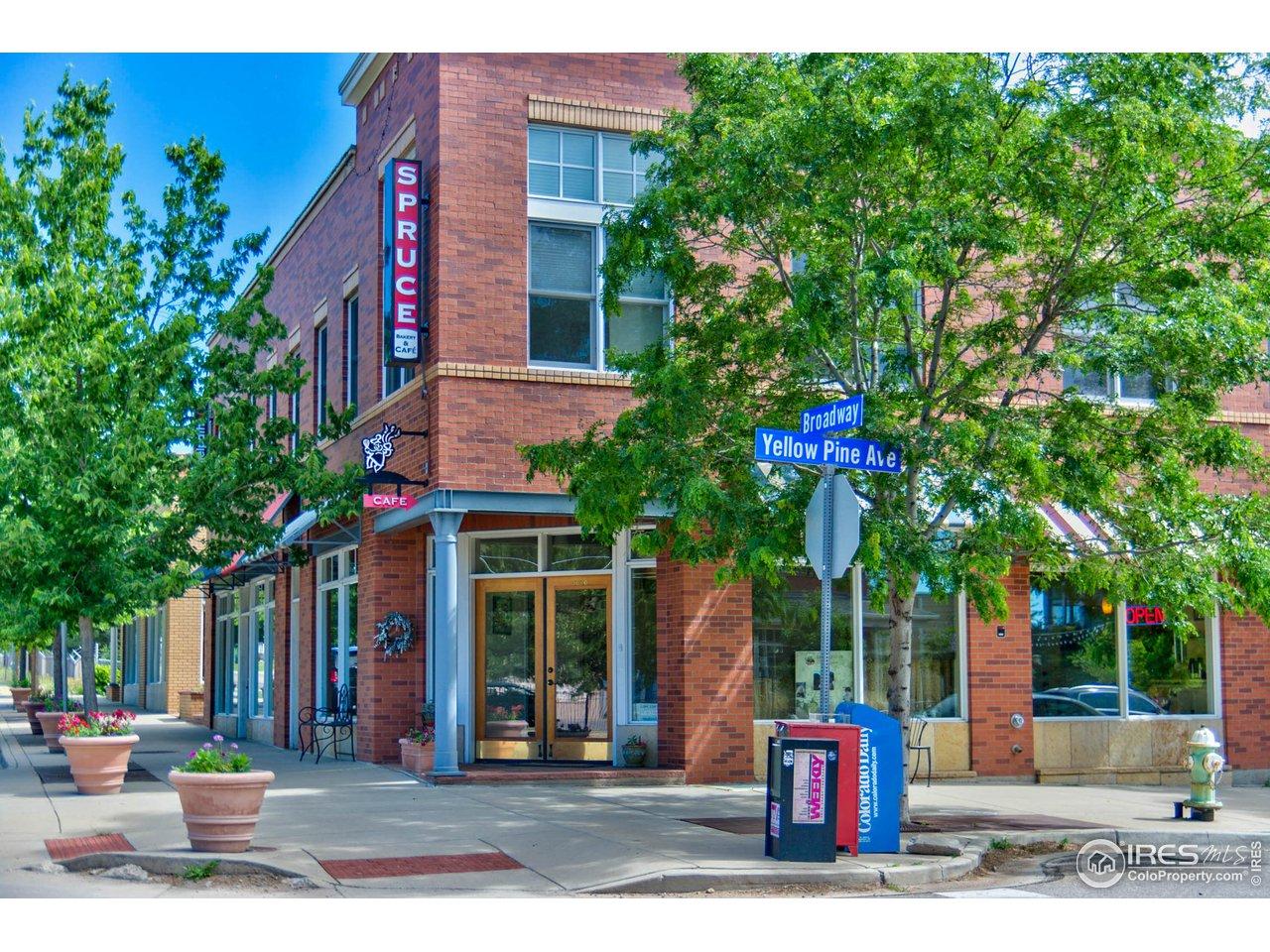 Neighborhood Cafes & Bakery