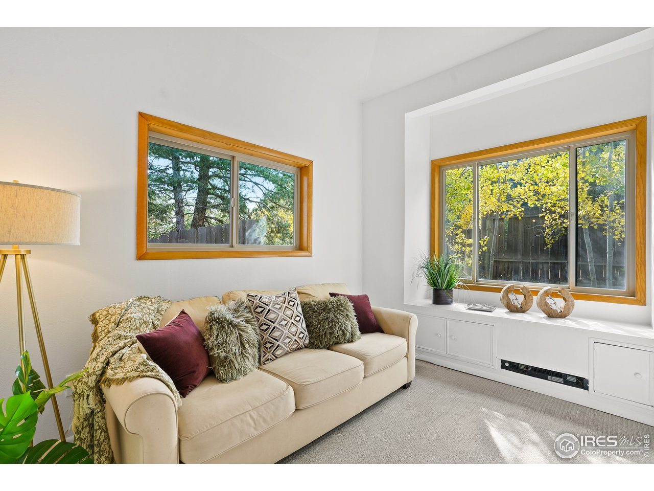 With Quiet Family Room