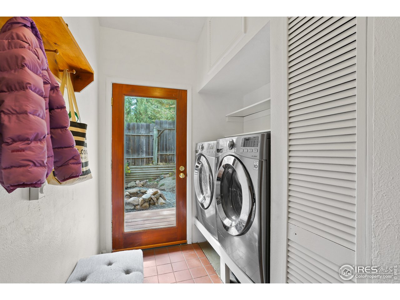 Mudroom, Laundry Room,