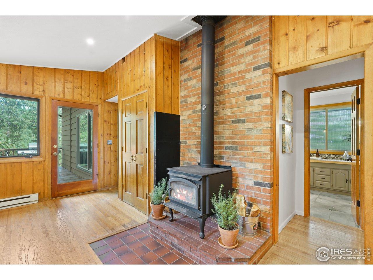 Wood Floors in Main Living Areas