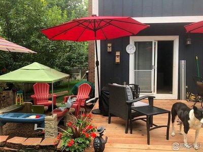 Rear Deck Redone 2018