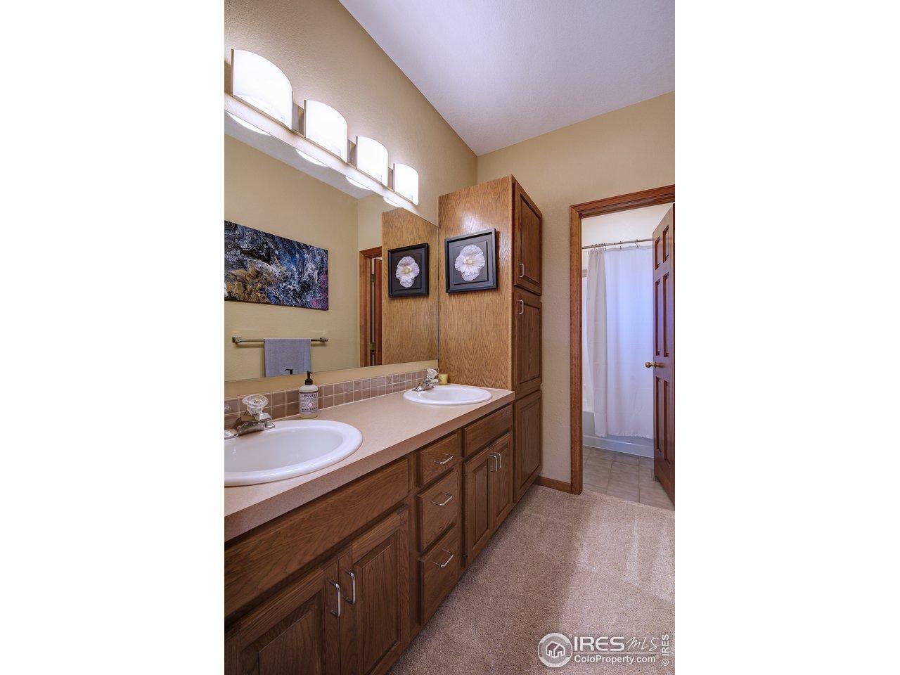 Bathroom 2 Upper Level