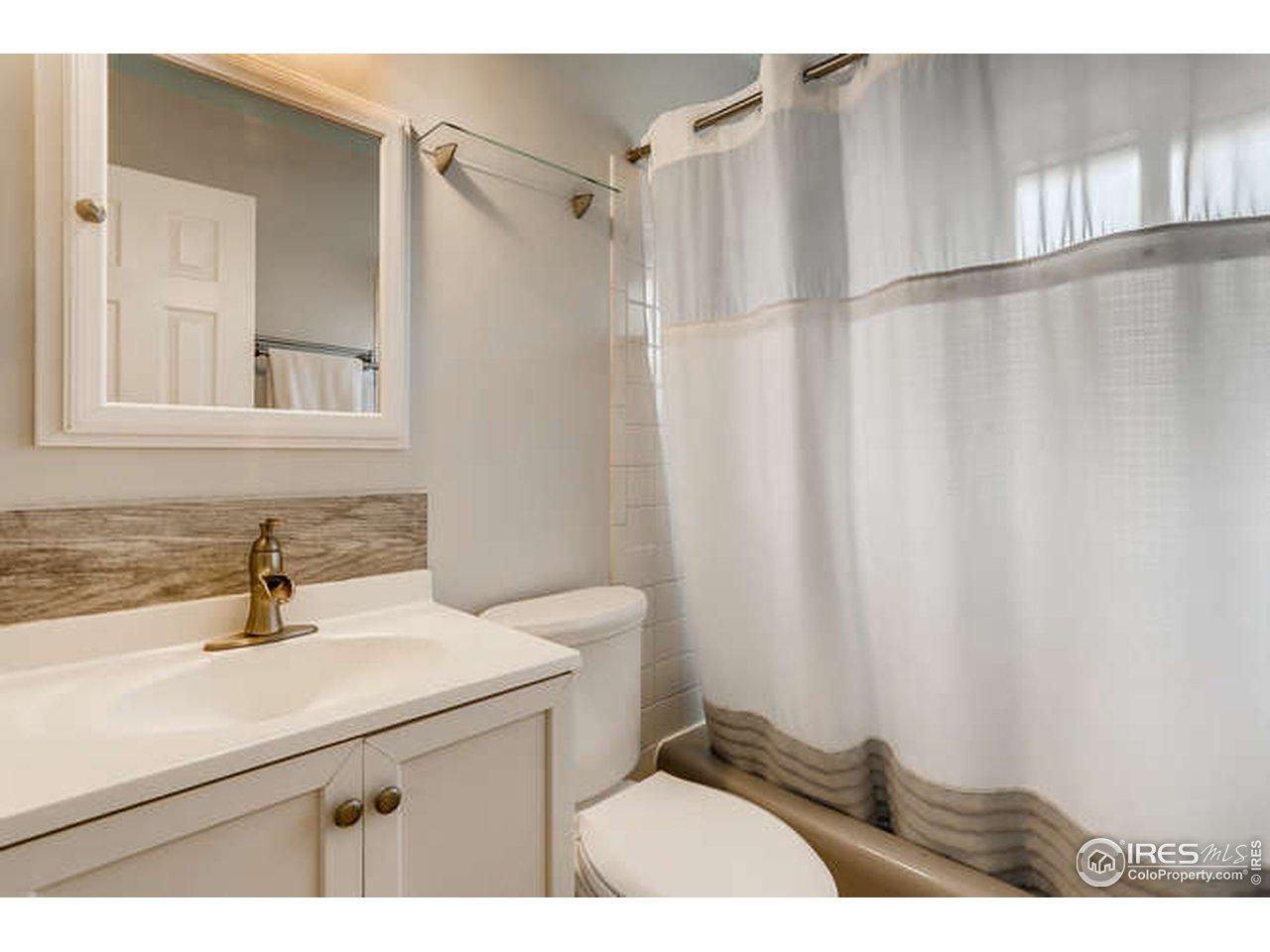 Main Level Full Bath
