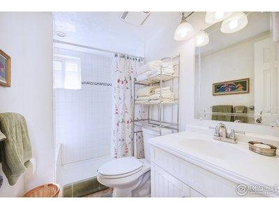 3/4 Bath by Master Bedroom