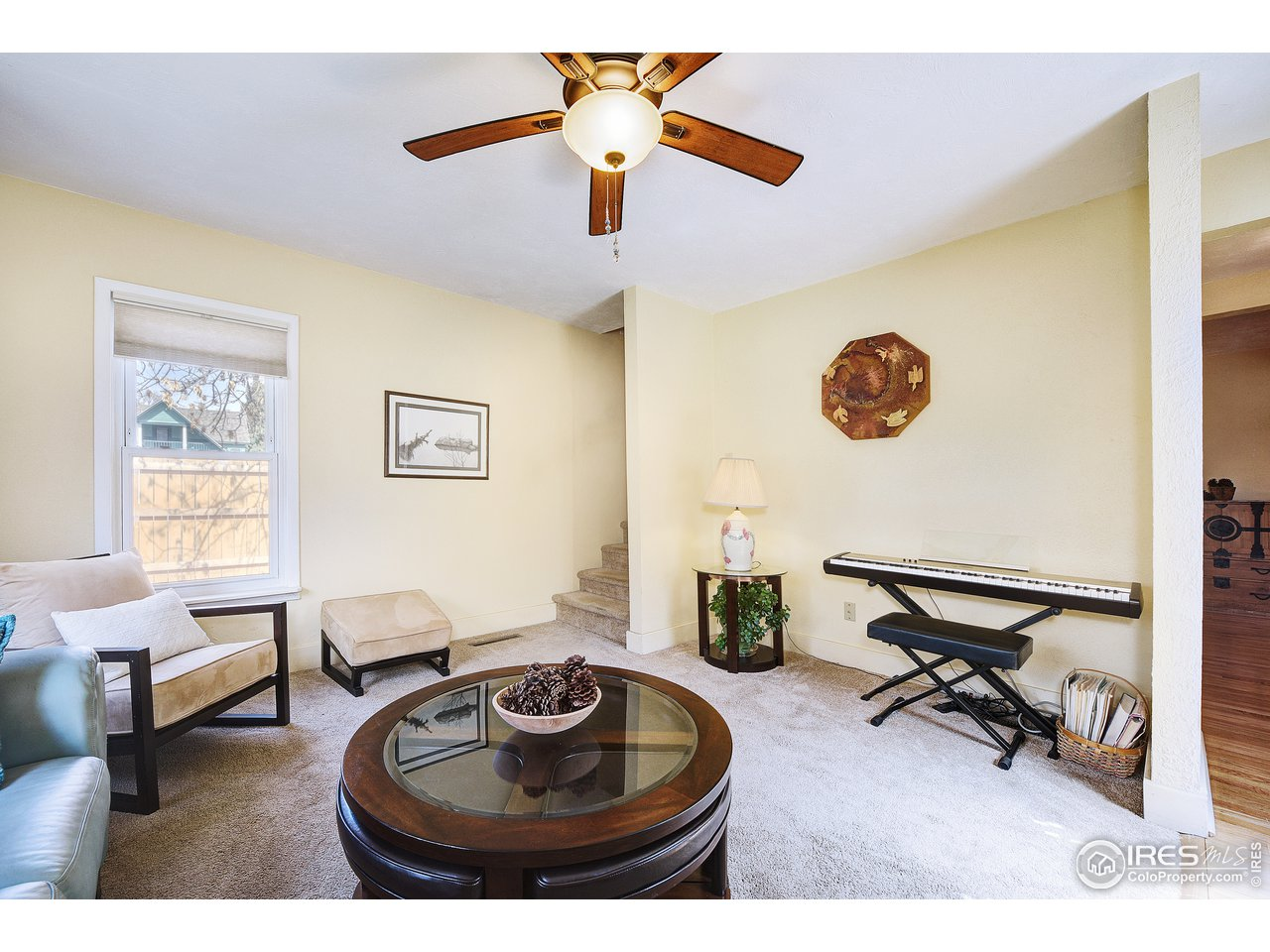 Ample Living Room