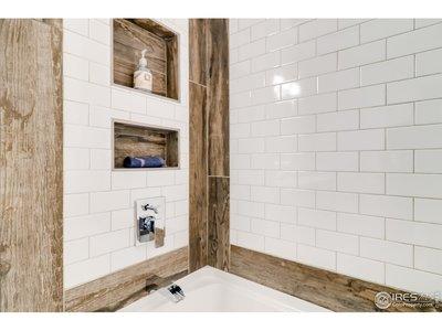 bathroom door to master bath