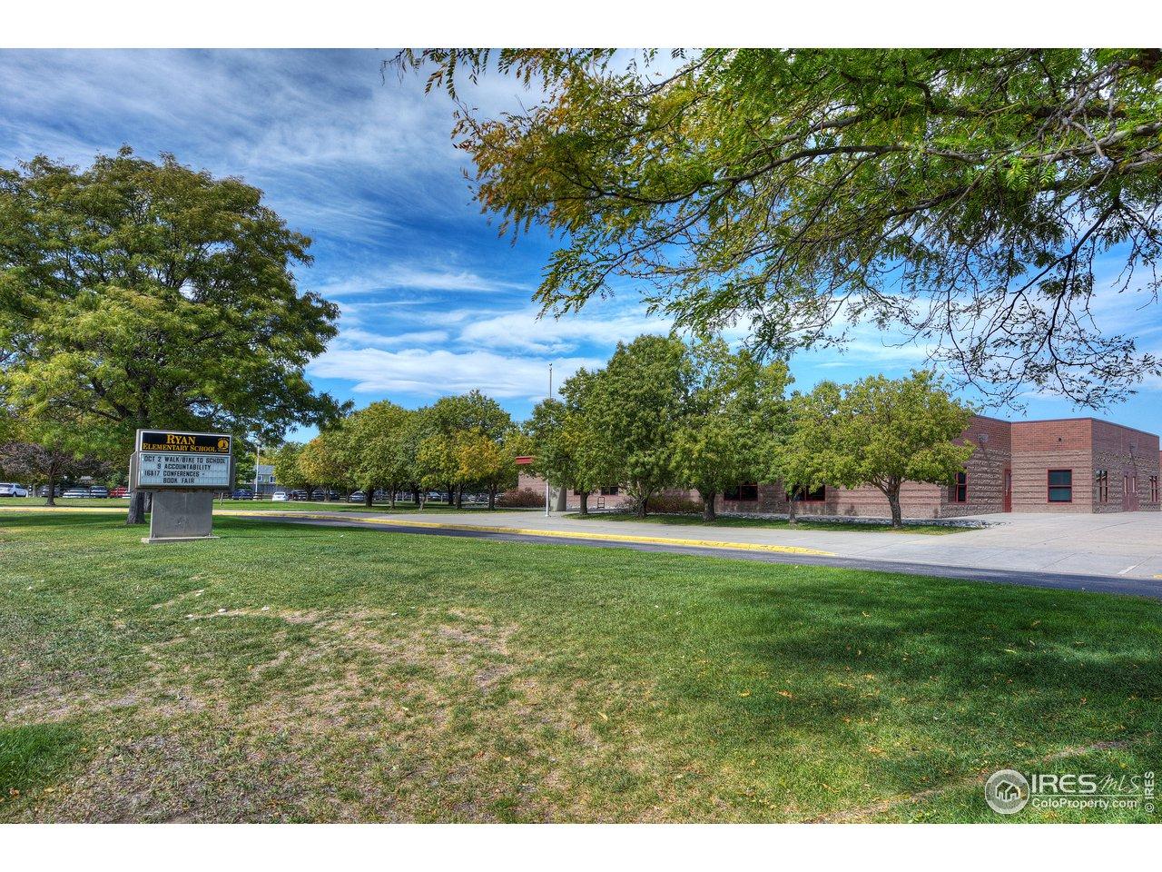 Walk to Ryan Elementary