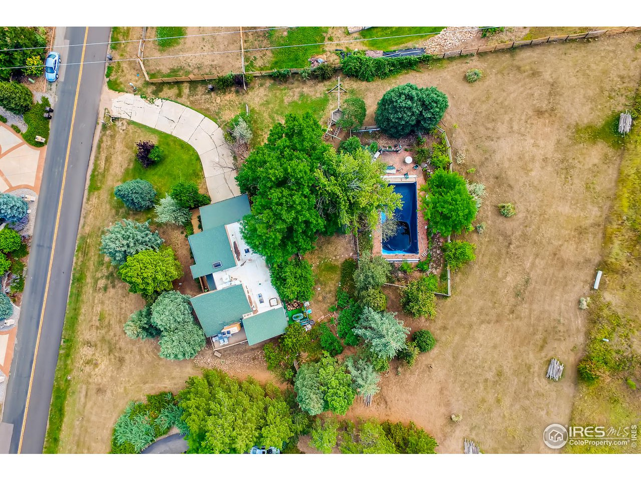 Over One Acre