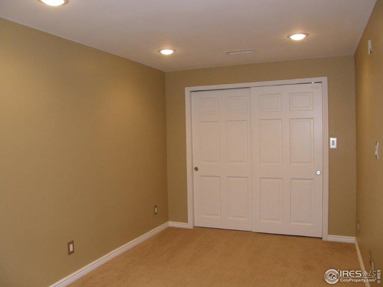 Bedroom 4 in basmt