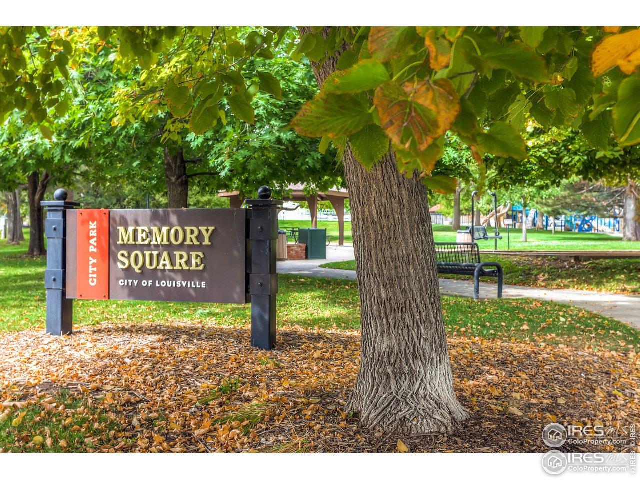 Memory Square Park