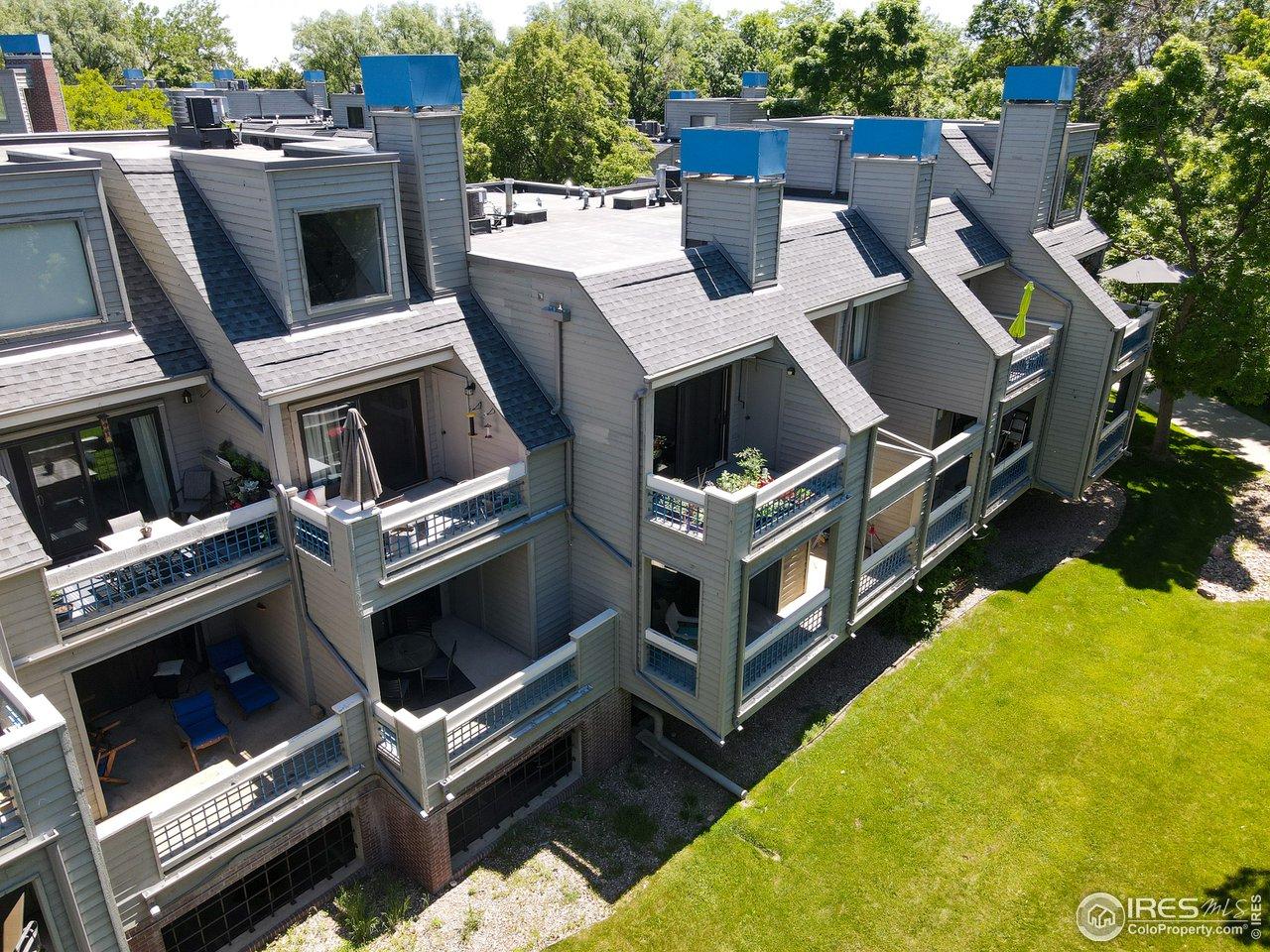 Aerial 3260 Building
