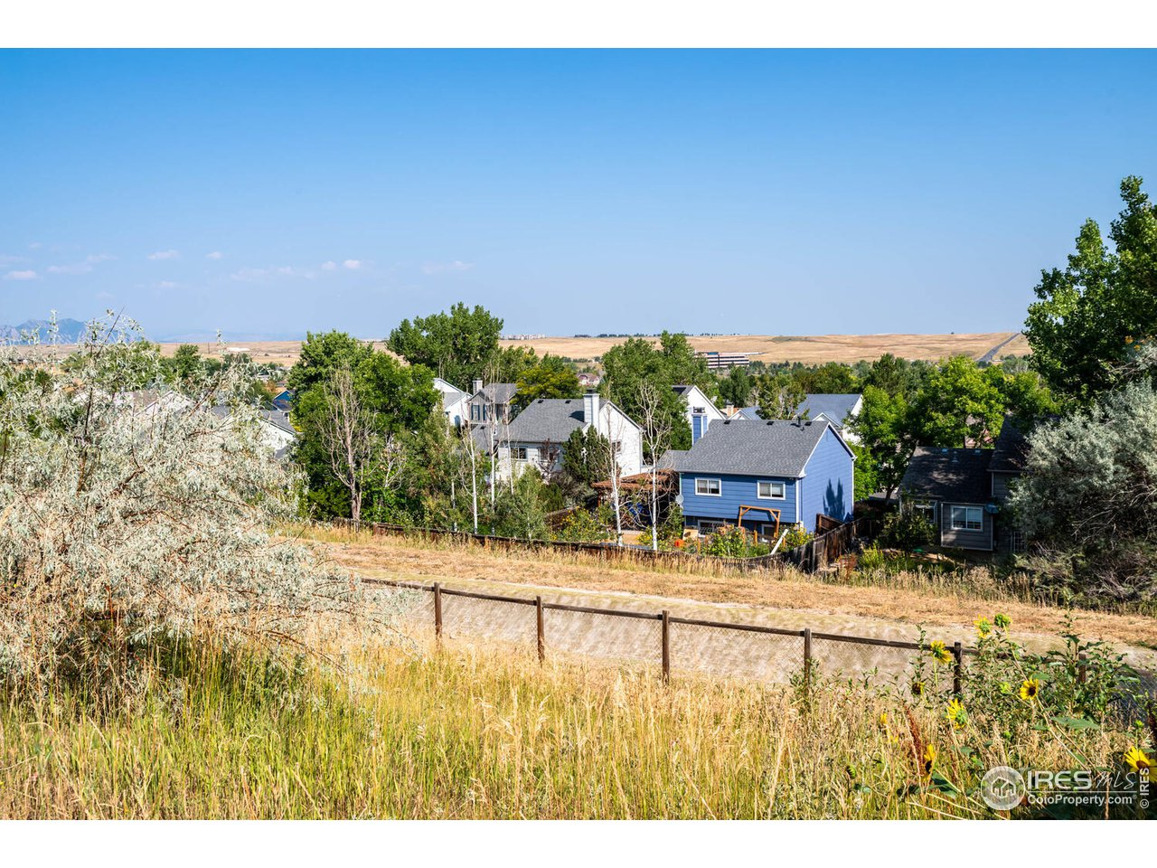 From back yard to open space green belt