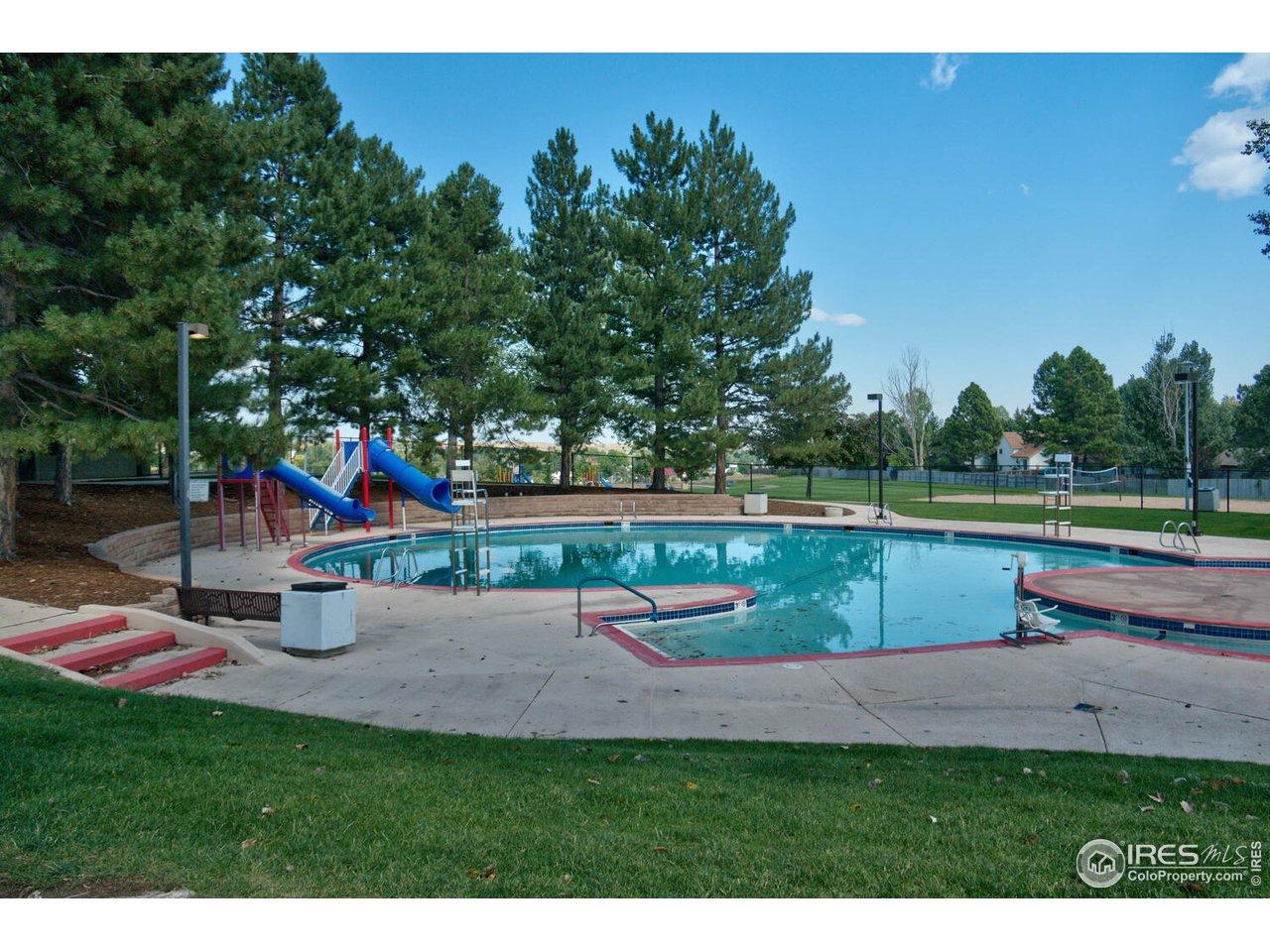 Countryside Community Pool