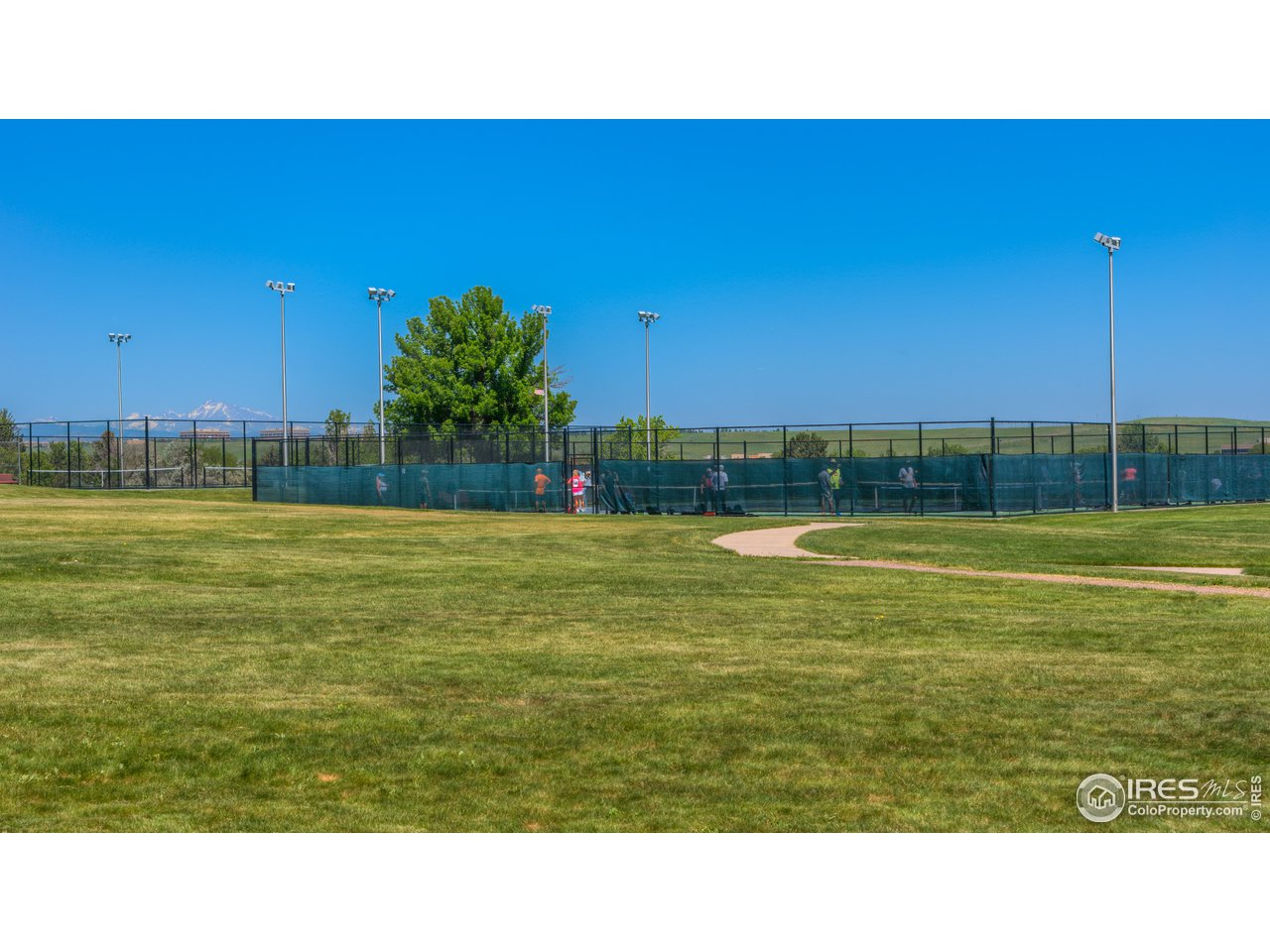 Countryside Park Tennis Courts