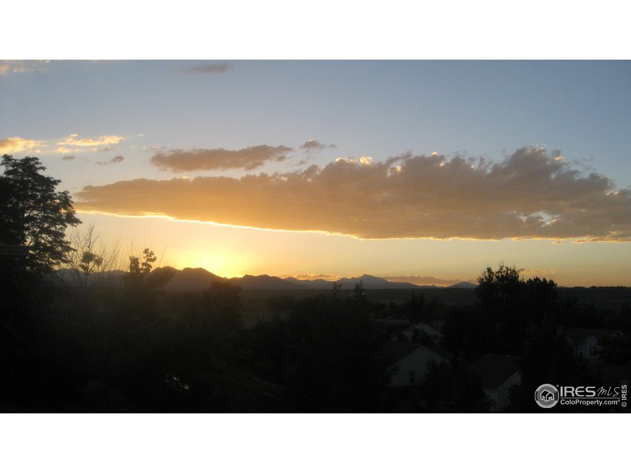 More sunsets from deck