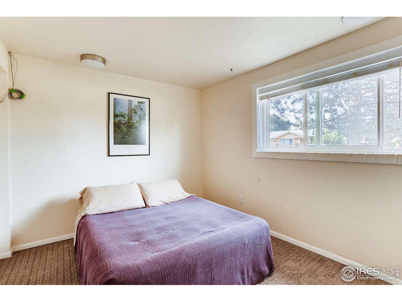 3rd Bedroom on Lower