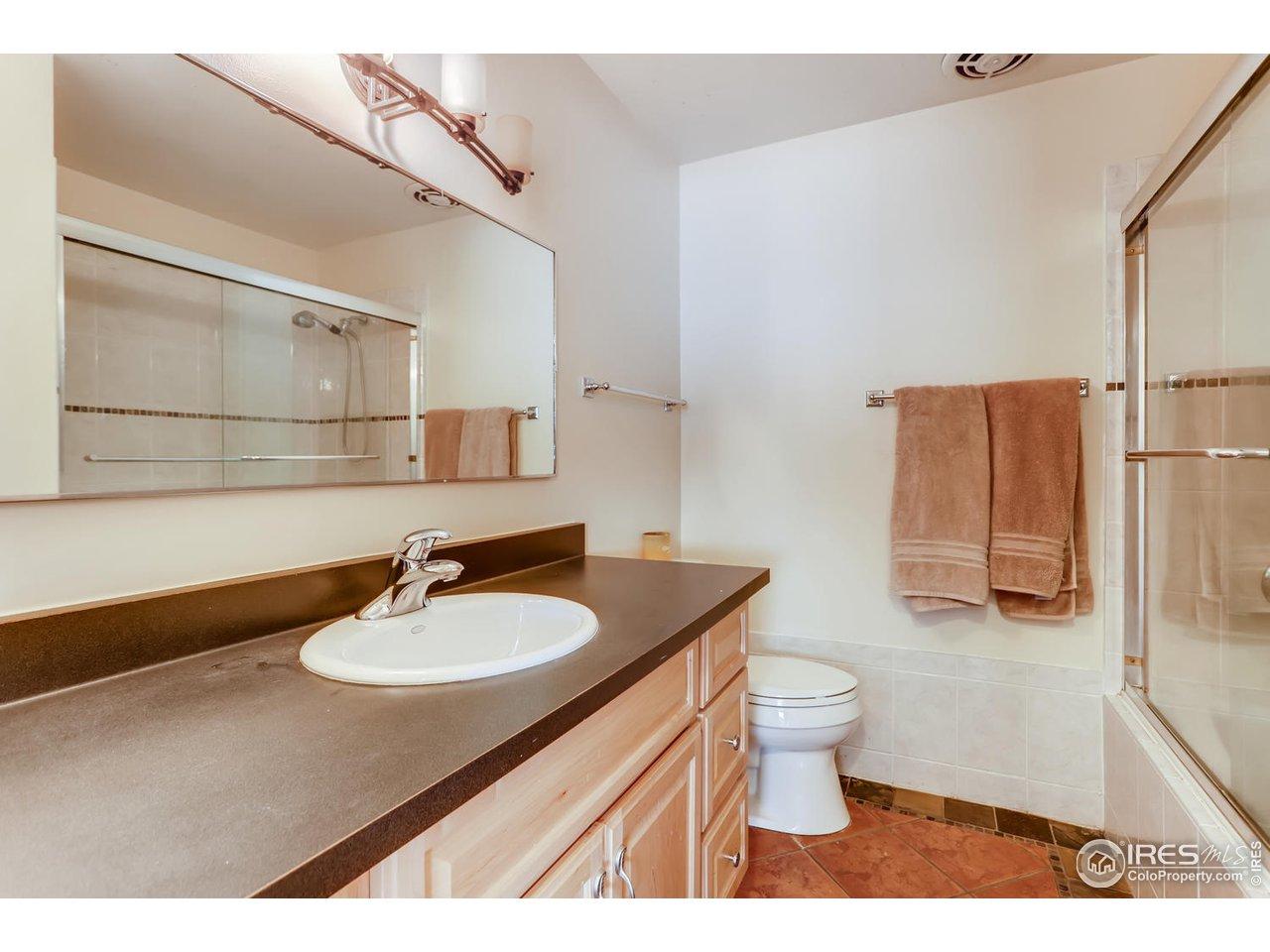 Main Floor Hall Bathroom