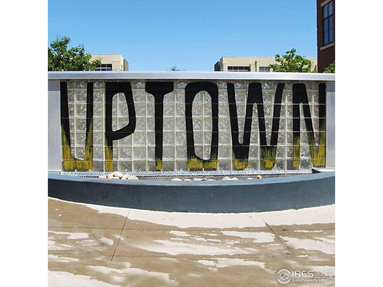Uptown Broadway