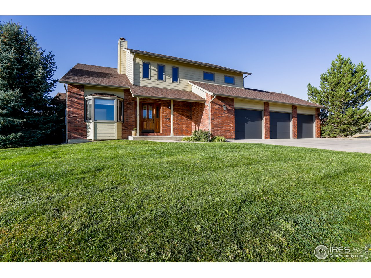Wonderful home on 2.3 acres backing to Open Space